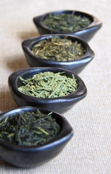 tea three bowls